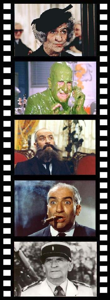 louis de funes photos chewing gum les aventures de rabbi jacob hibernatus